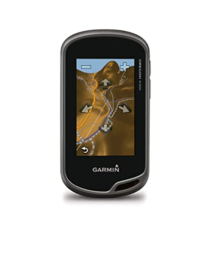 Garmin Oregon 650t review