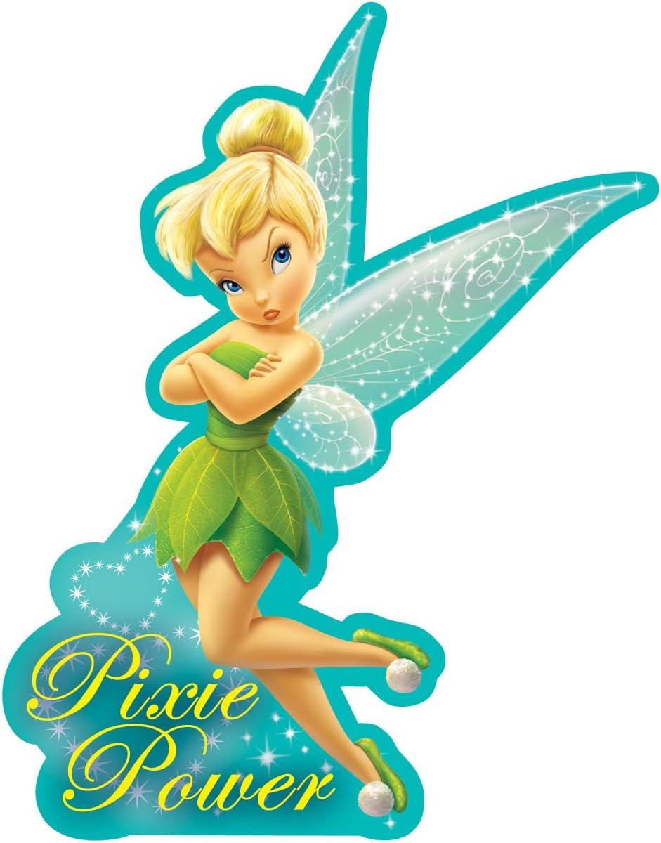 "Disney Tinker Bell Magnet,Multi-colored,4"""