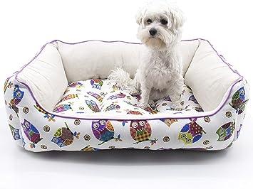 Petking ®, Extra, Cama para Perro y Gato, Cuna para Perro y Gato, Cesta para Perro y Gato, Suave y Cómodo, M60x50x15cm: Amazon.es: Productos para mascotas