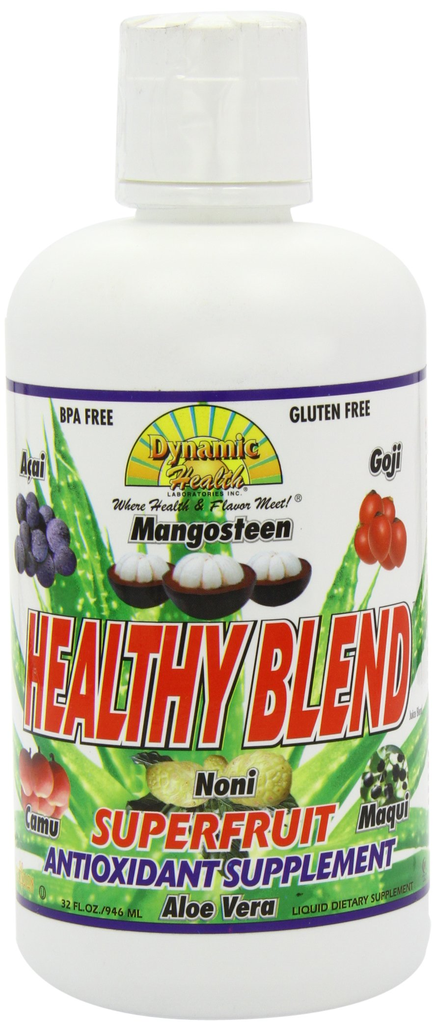 Dynamic Health Healthy Blend, 32-Ounce