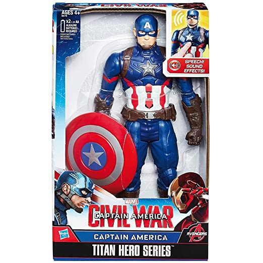 47 opinioni per Capitan America B6176103- Captain America Elettronico