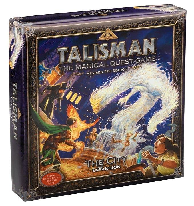 Games Workshop Talisman - The City (Medium Expansion): Amazon.es ...
