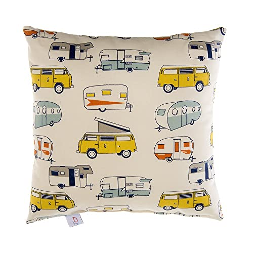 Glenna Jean Happy Camper Pillow