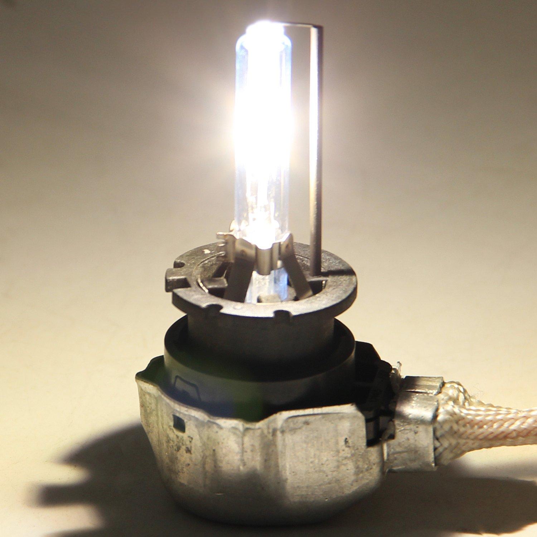 WinPower D1S 35W Lampadina per fari allo xeno Lampada di scarico Sostituire il kit per le lampadine HID auto 4300K Colore giallo originale 2 lampade