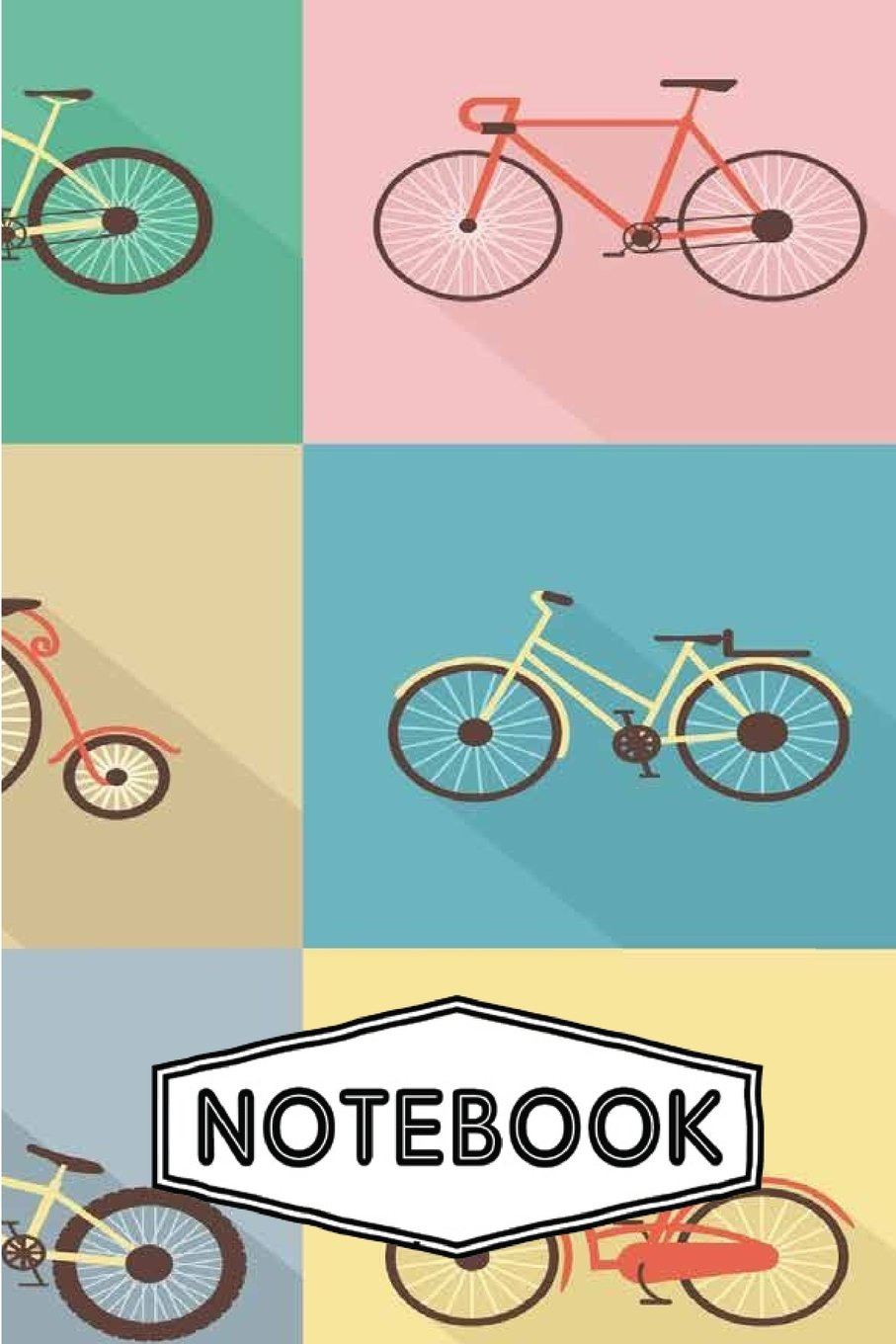 "Download Notebook: Bike : Journal Diary, Lined pages (Composition Book Journal) (6"" x 9"") pdf epub"