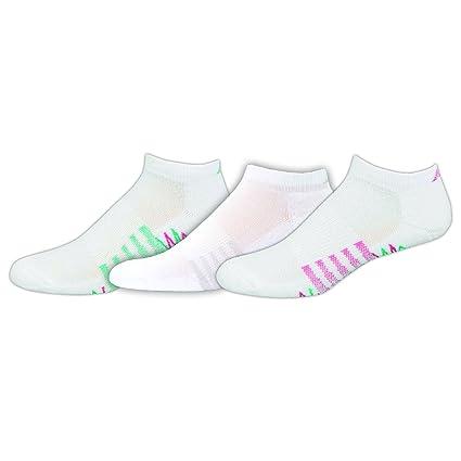 3b05efb22f019 New Balance Women's 3 Pack Core Performance Low Cut Socks: Amazon.co.uk:  Sports & Outdoors