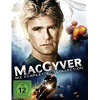 MacGyver - Die komplette Collection (38 Discs)