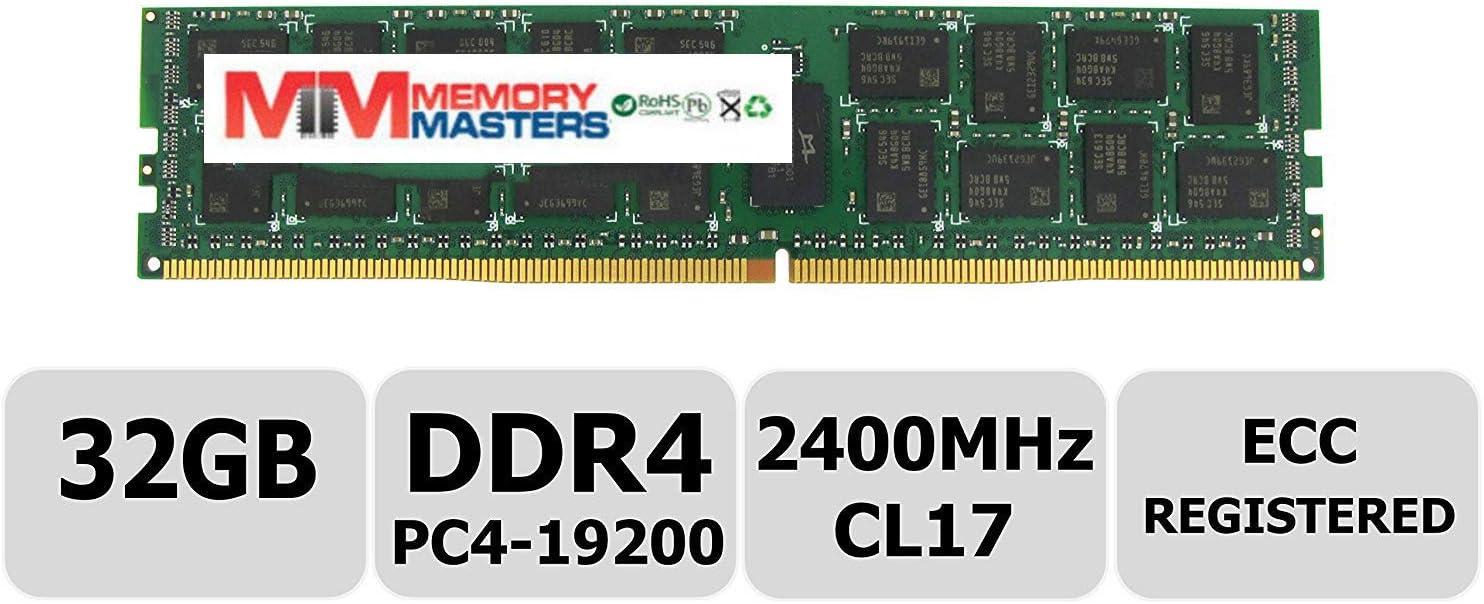 32GB Memory for Lenovo NeXtScale nx360 M5 DDR4 2400 MHz ECC RDIMM PARTS-QUICK Brand