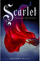 The Lunar Chronicles - Scarlet Paperback