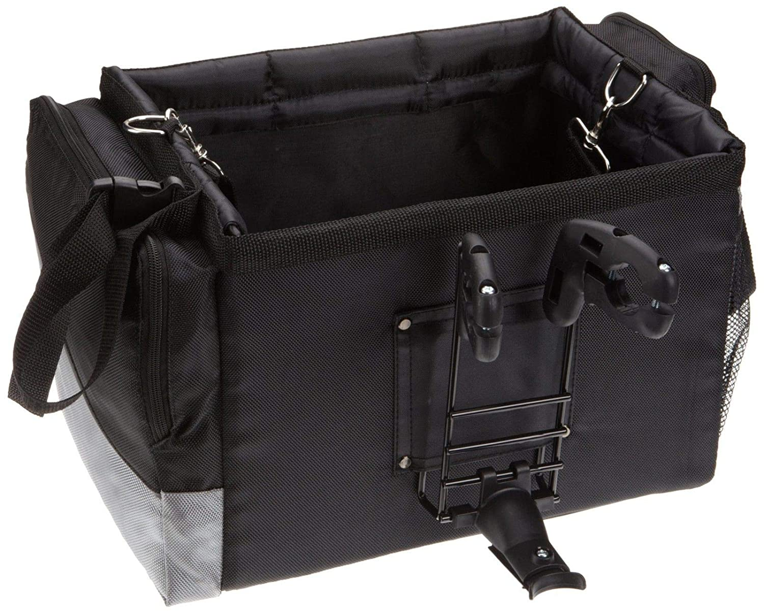 Bike Dog Carrier Front Box Bicycle Basket Pet Seat Easy Travel Stable Holder