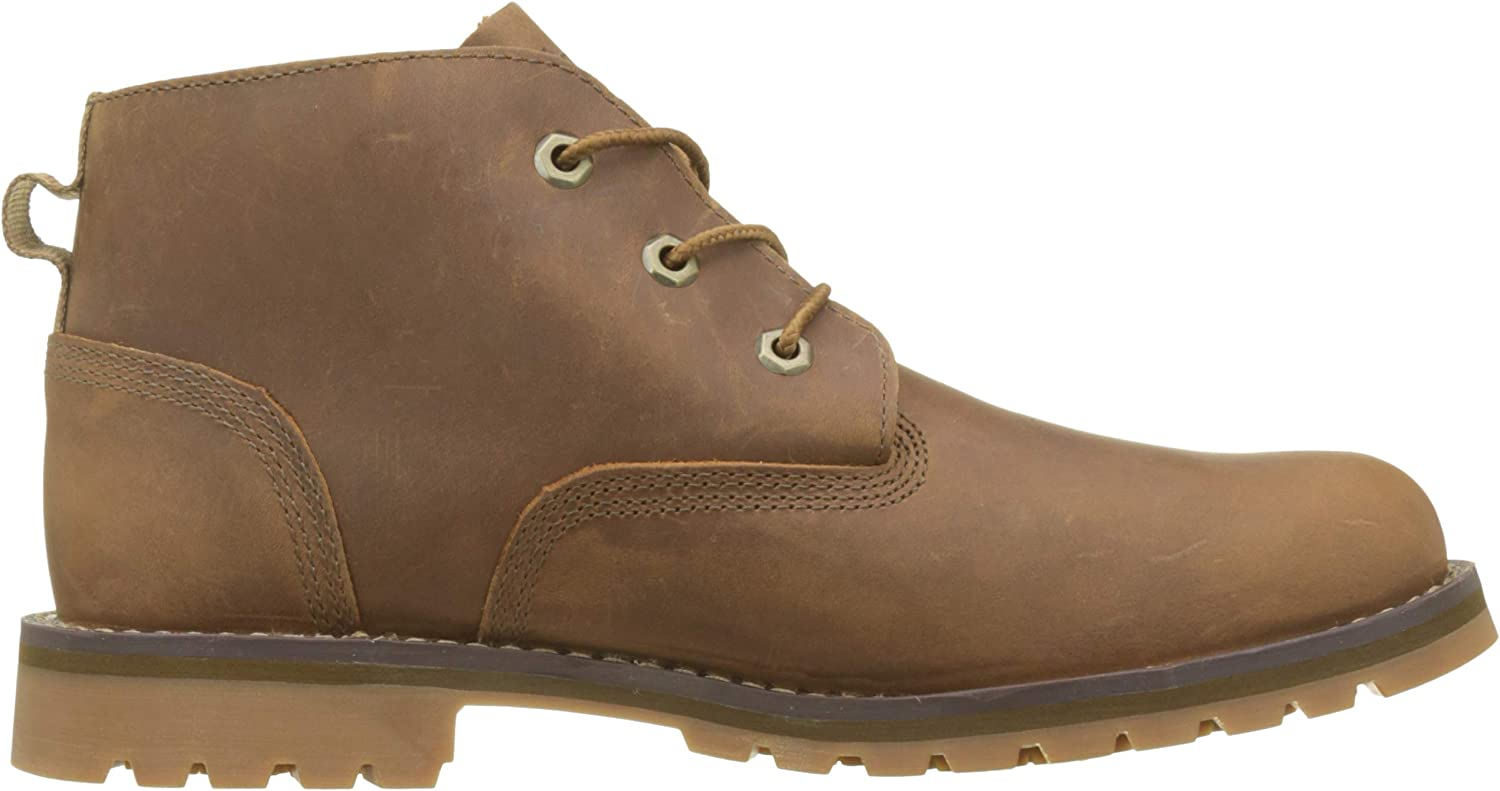 Timberland Men's Larchmont 6 inch Boot Brown Glazed Ginger