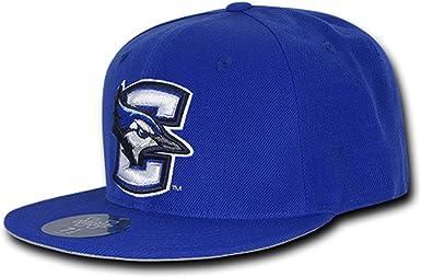 Creighton Bluejays NCAA Freshman Fitted Flat Bill Baseball Cap Hat