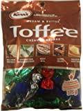 Kerr's Cream & Butter Toffee Candies 175g (Pack of 2)