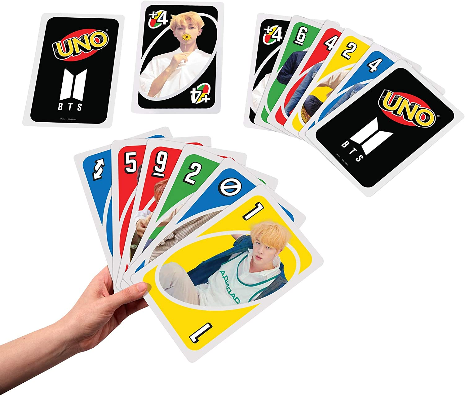 BTS UNO CARDS BRAND NEW Best Seller New