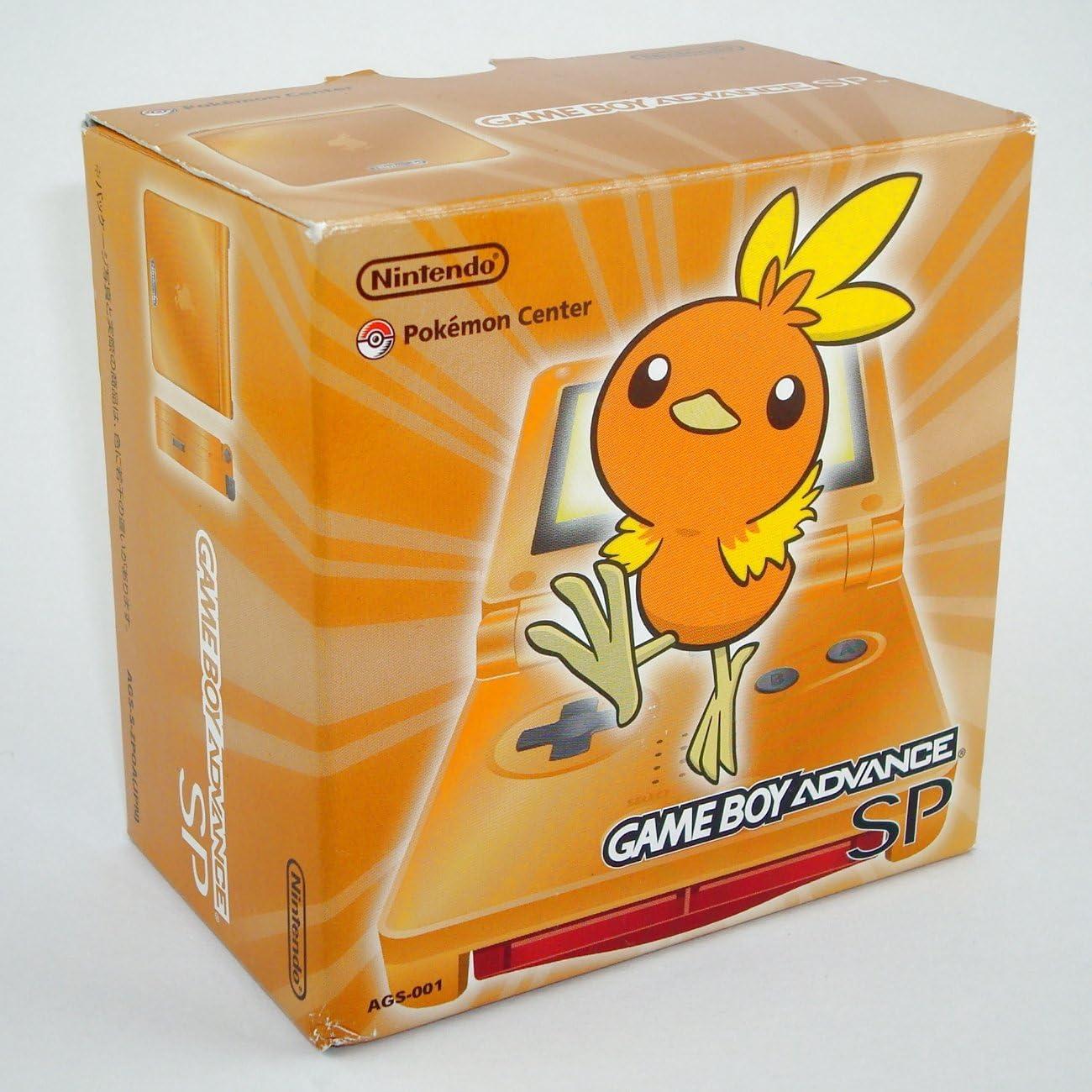 Gameboy Advance Sp Torchic Orange