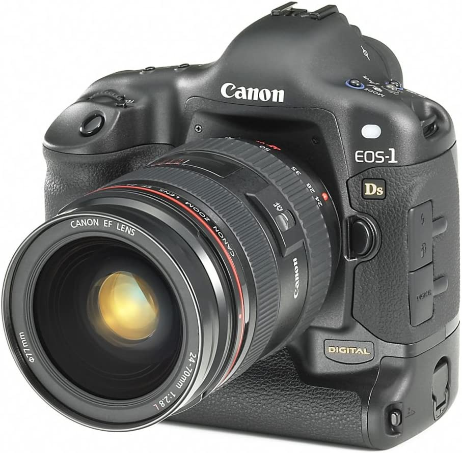 Canon EOS 1Ds - Cámara Réflex Digital 11.1 MP (Cuerpo): Amazon.es ...
