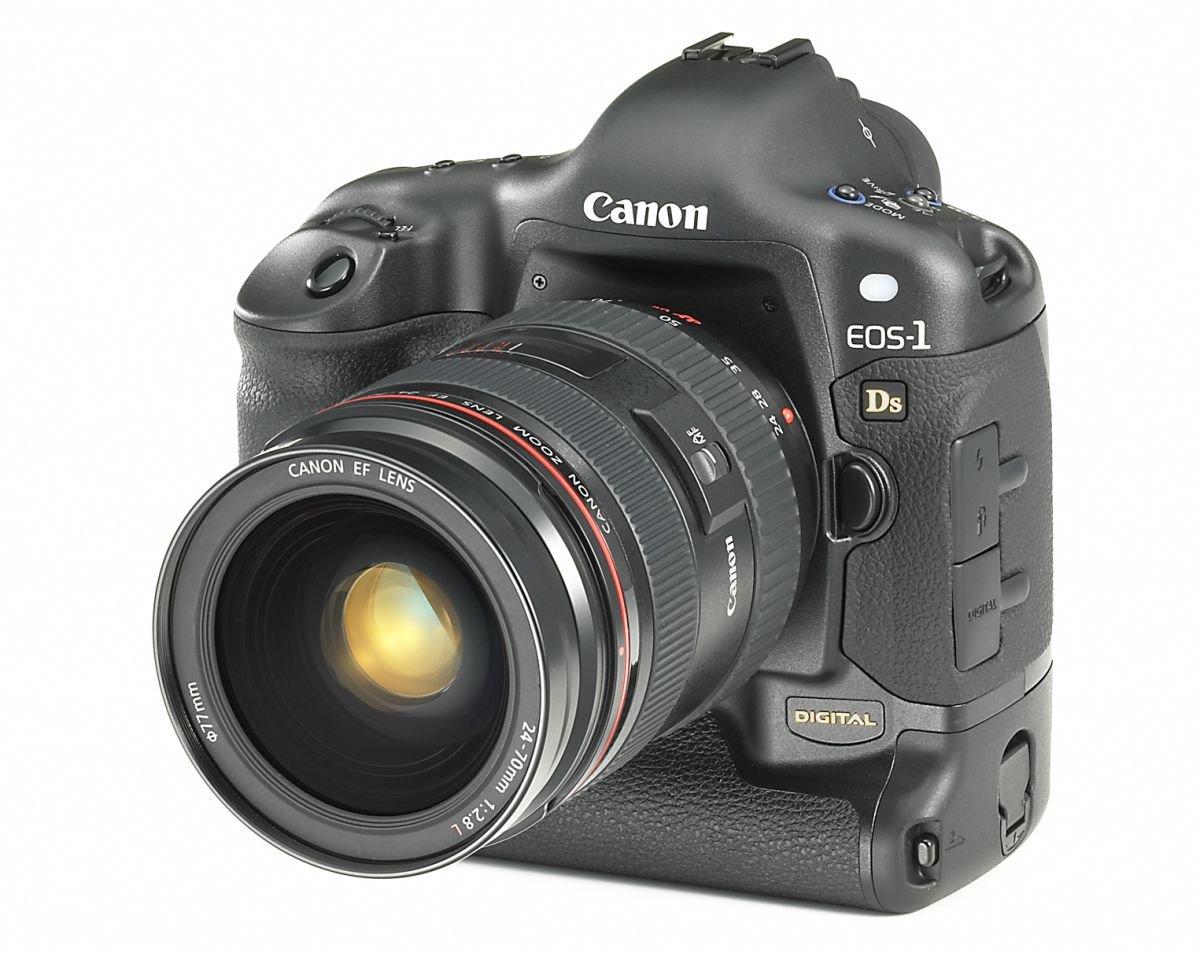 Canon EOS 1Ds - Cámara Réflex Digital 11.1 MP (Cuerpo): Amazon.es ...