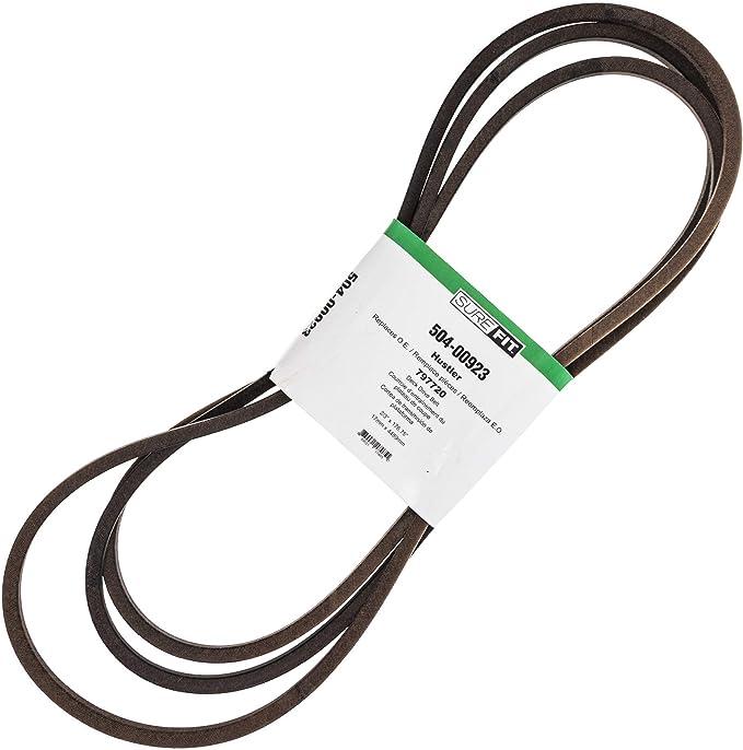 """Heavy Duty Commercial Belt fits Hustler Super Z Lawn Mower 52/"""" Cut Decks 782292"""