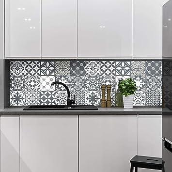 Ciment Ref23 Adhésif Azulejos Ambiance 15 De Mural Live Carreaux X cjq4AL5R3
