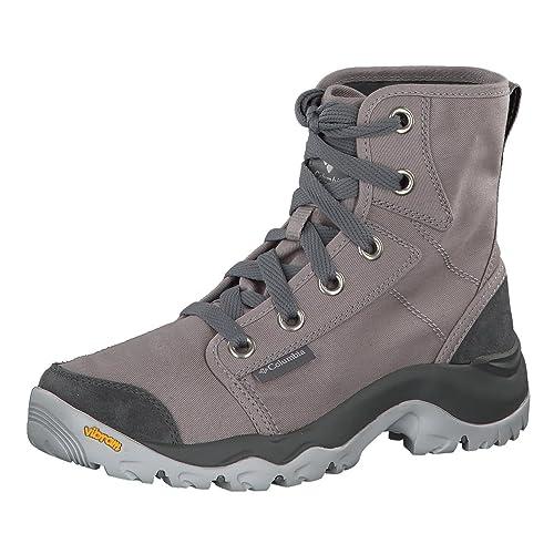 ColumbiaCAMDEN - Walking boots - titanium/grey fvFSQ6DvK
