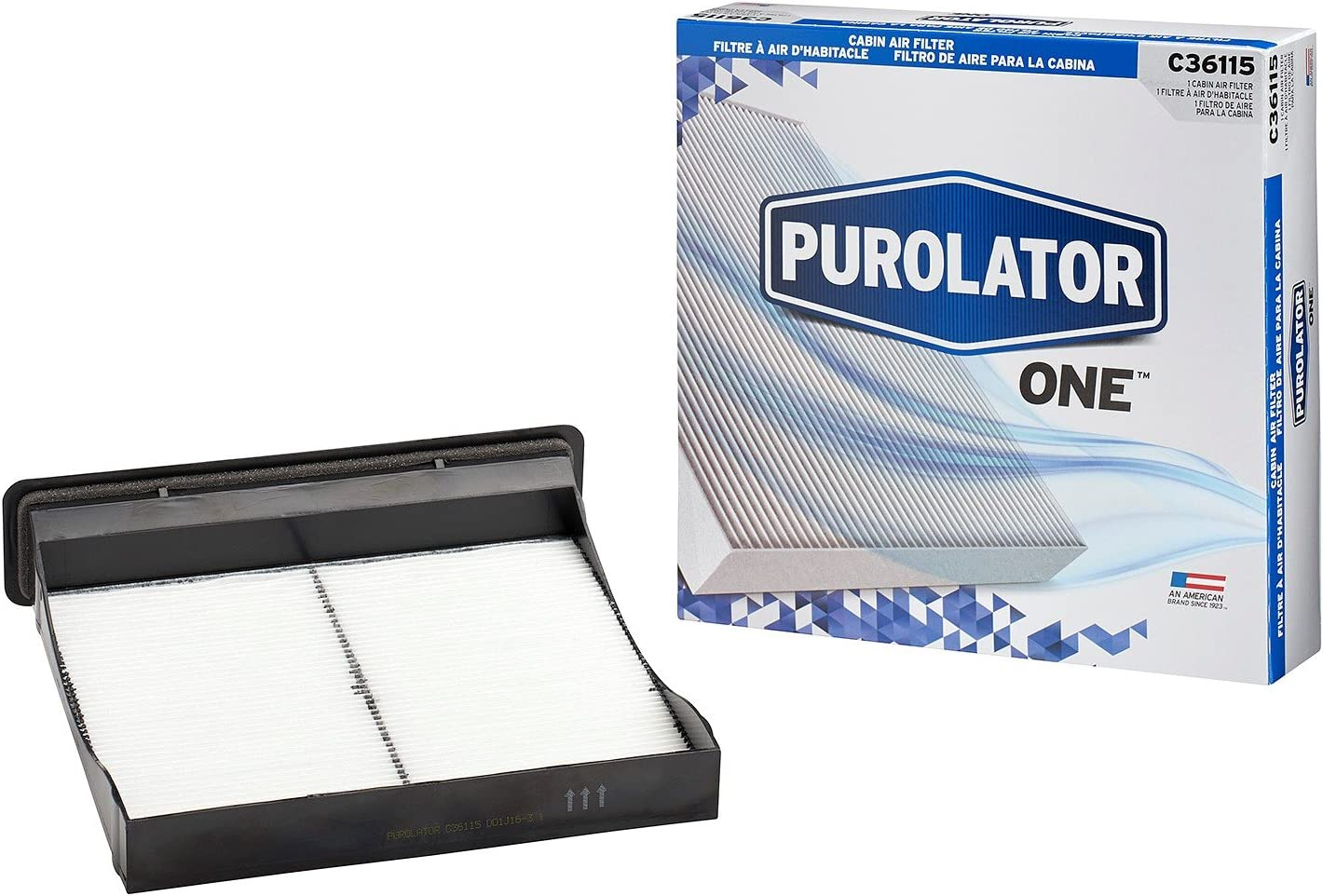 Purolator C36115 PurolatorONE Cabin Air Filter