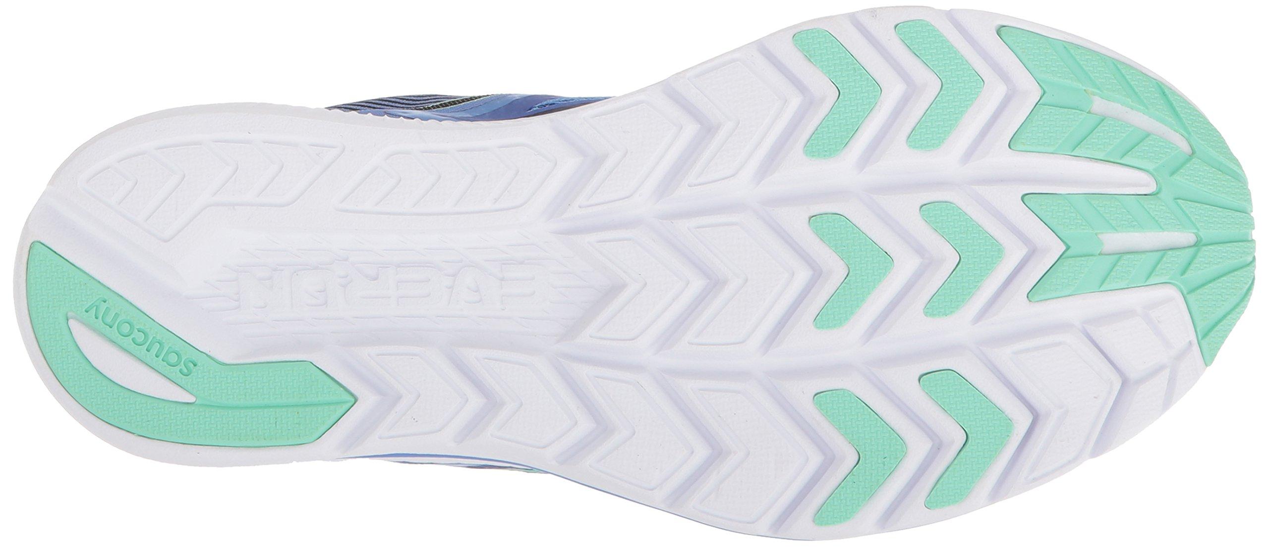 Saucony Women's Kinvara 9 Running Shoe, Blue/Teal, 9.5 Medium US by Saucony (Image #3)