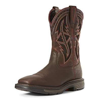 ad8e7337bfd98 Ariat Men's Spitfire Work Boot