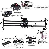 Motorized Camera Slider,ASHANKS Carbon Fiber