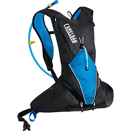 40fc8f7f4a Camelbak Products Octane LR Hydration Pack, Black/Skydiver, 70-Ounce
