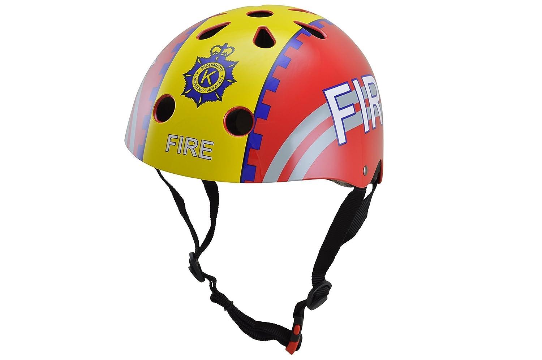 Kiddimotoキッズバイク Fire/スクーターヘルメット B005G3UUQK - 2歳+ - - Fire B005G3UUQK, みずらいふ:d004af9e --- imagenesgraciosas.xyz