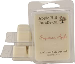 Apple Hill Candle Co Natural Soy Wax Melts - Signature Apple | Set of 3 x 2.75 oz.