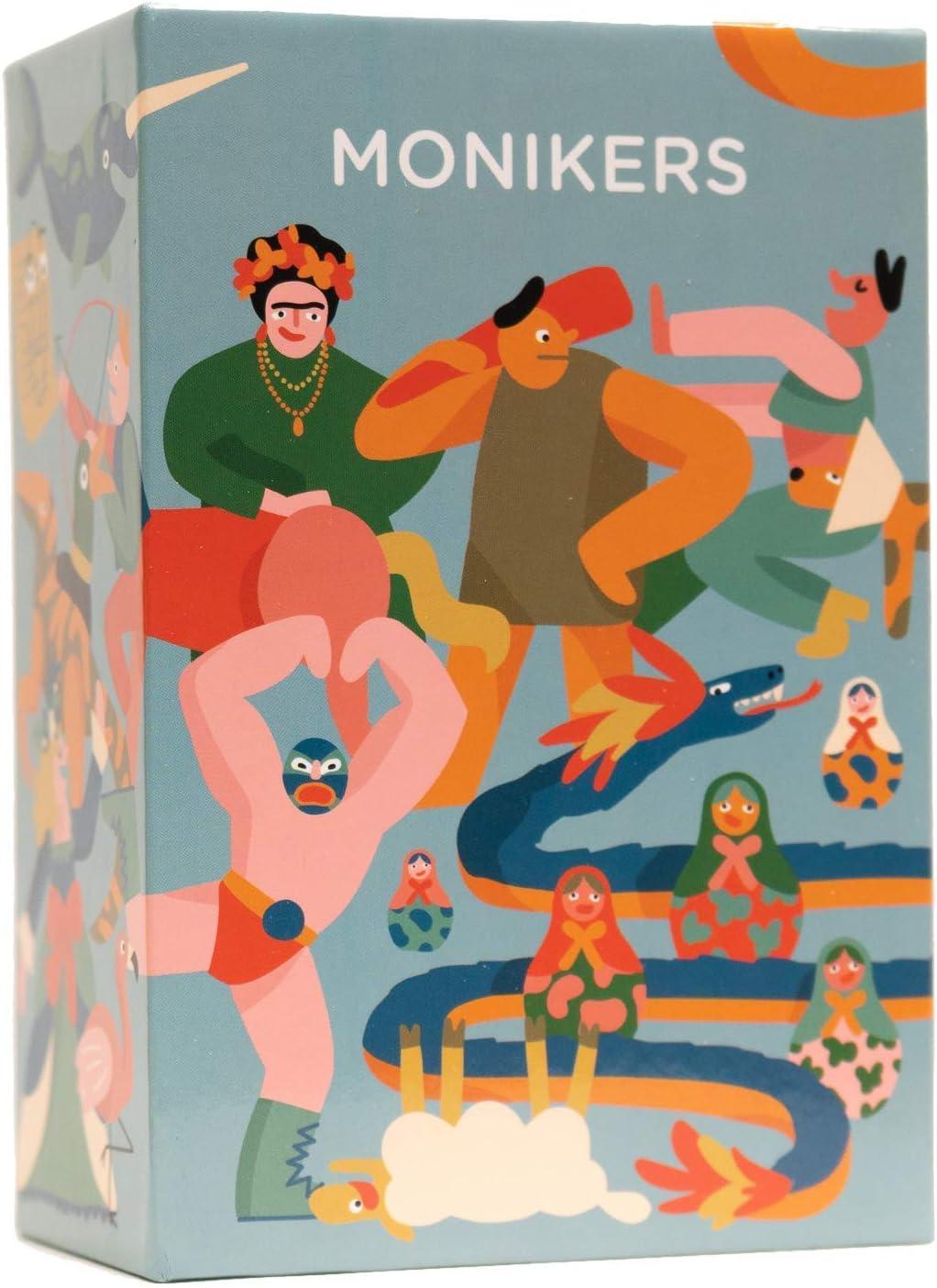 Palm Court Monikers by: Amazon.es: Juguetes y juegos