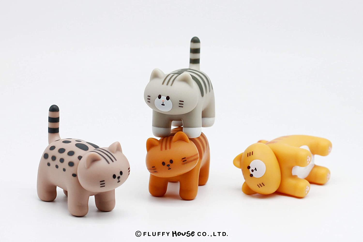ONE Random Blind Box Collectible My Home Cat Series 1