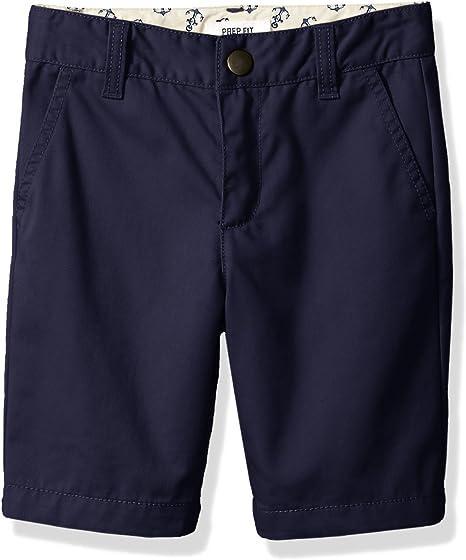 Boys School Shorts Grey Dark Grey School Wear School Uniform