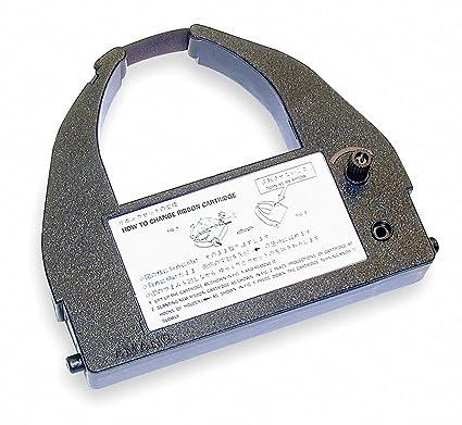 AMANO C-872304 Negro cinta para impresora - Cinta de impresoras ...