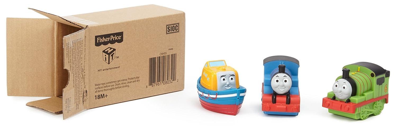 Fisher-Price Thomas the Train Bath Squirters: Amazon.ca: Toys & Games