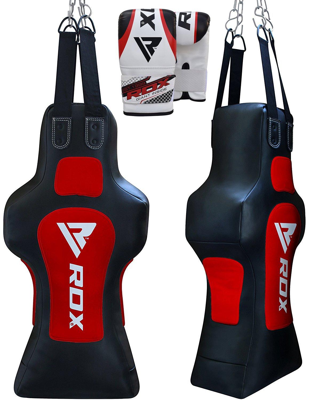 RDX MMA Uppercut Sacos De Boxeo Torso Maniqu/í Pad Cuerpo Bolsa Focus Ssaco Pesado Pared Kick Boxing Muay Thai