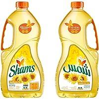 Shams Sunflower Oil, 1.5 Liter - Pack of 1