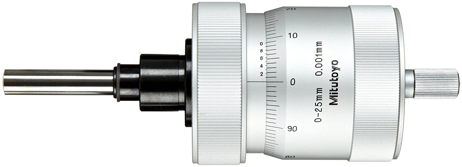 Mitutoyo Micrometer Head, for XY-Stage, Metric: Amazon com