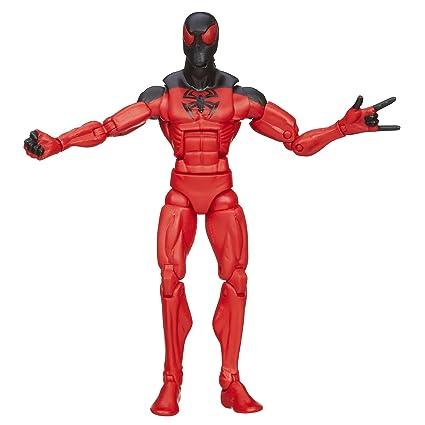 Amazon Marvel Legends Scarlet Spider Action Figure Toys Games