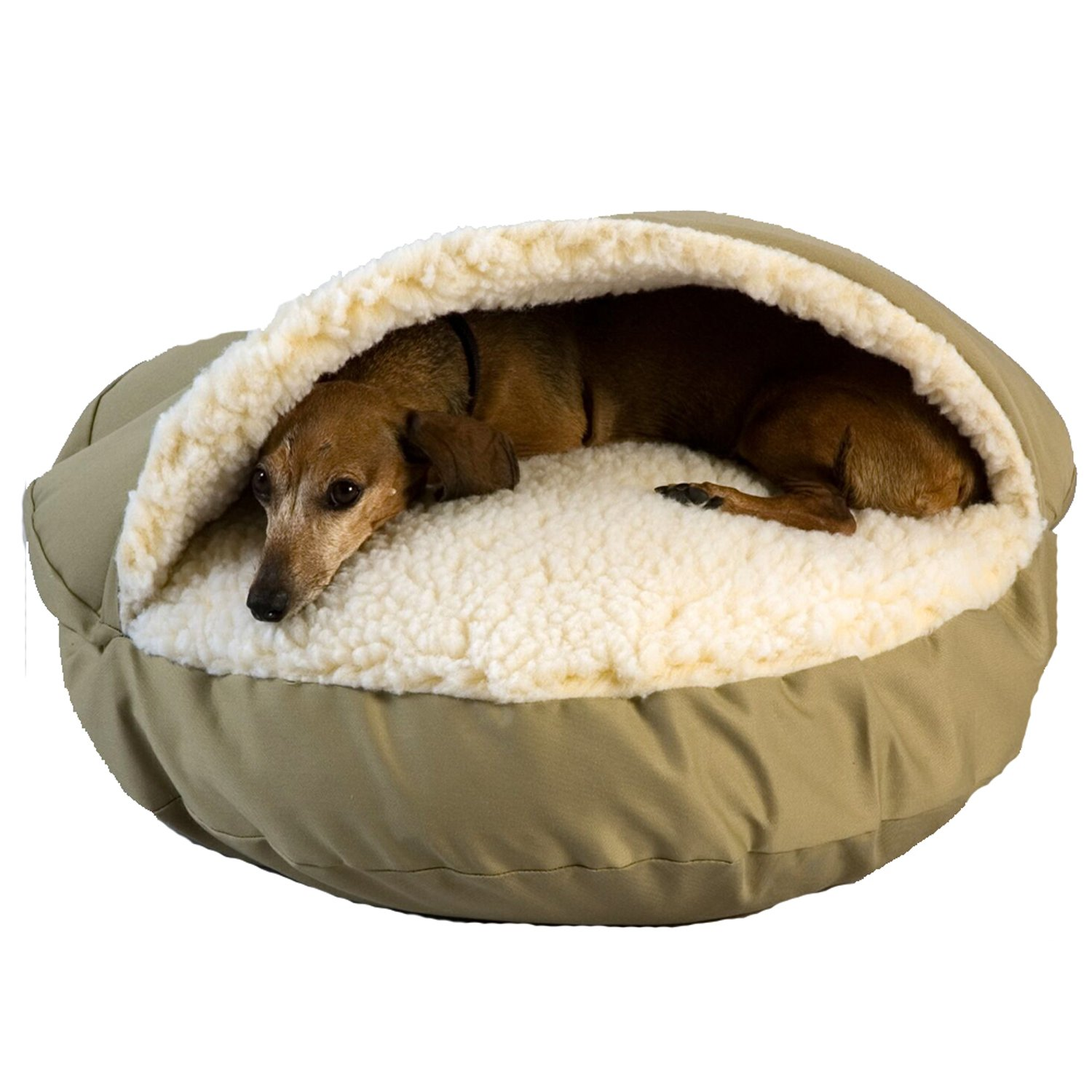 inspirations cave bed personalized choice beds dog cozy