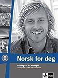 Norsk for deg: Norwegisch für Anfänger. Lösungsheft (Norsk for deg neu / Norwegisch für Anfänger)
