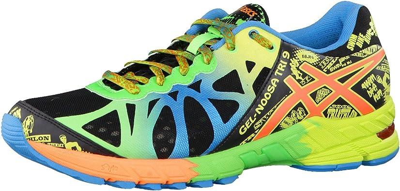 Asics Gel-Noosa Tri 9, Zapatillas de Running para Hombre, Negro ...
