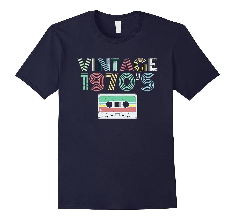 Vintage Distressed 1970s Music T Shirt-T-Shirt