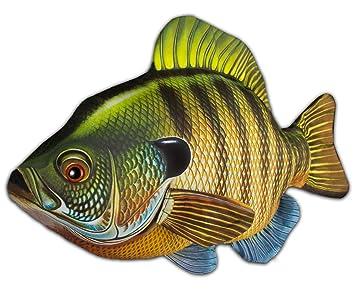 Amazon.com: iConcern - Almohada decorativa, diseño de peces ...