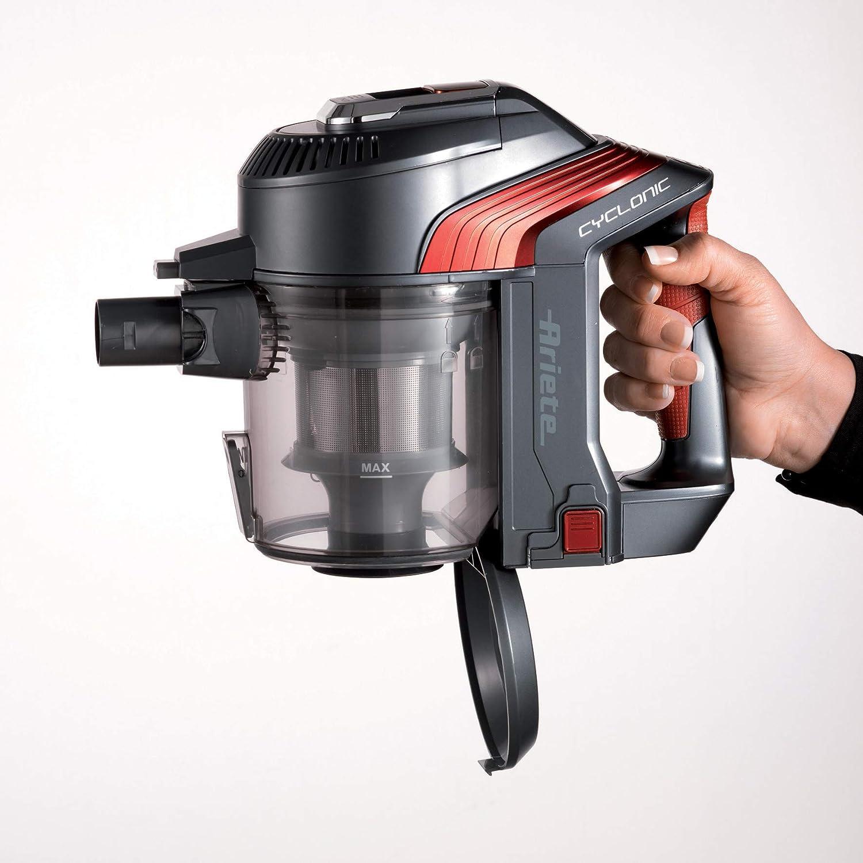 Ariete 2763 - Aspirador vertical de mano y escoba sin cable 2 en 1 ...