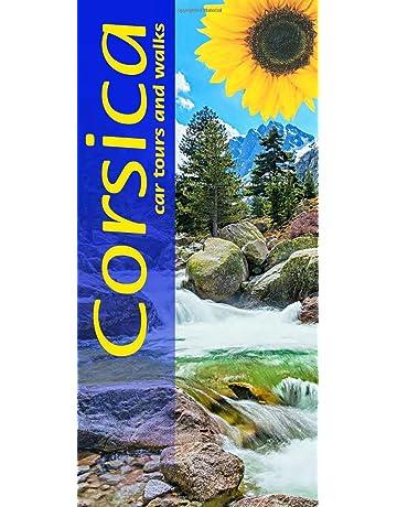 Corsica: Car Tours and Walks (Landscapes) (Sunflower Landscapes)