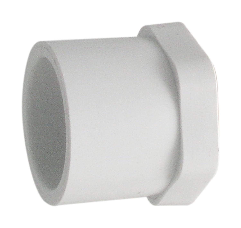 LDR Industries FP4 B-134 PVC Slip Bushing 1 x 3//4