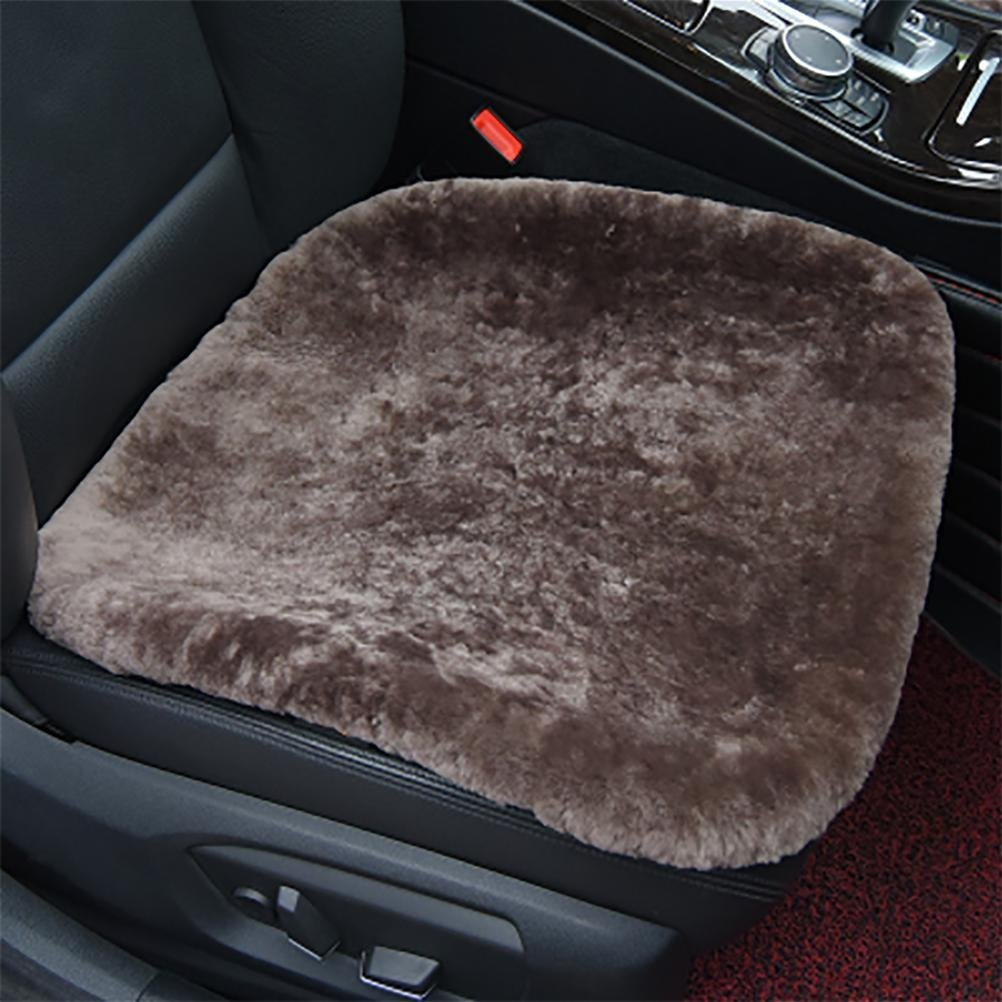 Sheepskin Seat cushion? The non-slip comfort in a car, airplane, in the office or at home. by YAOHAOHAO (Image #1)