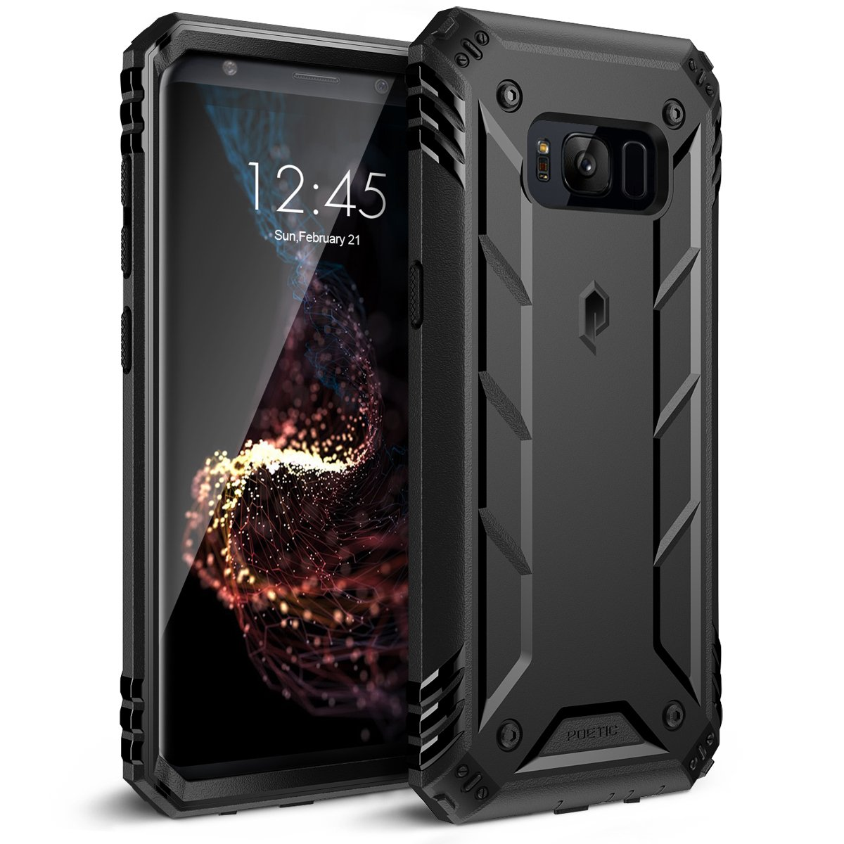 For Samsung Galaxy S8 S8 Plus POETIC Revolotion Rugged